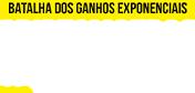 Batalha dos Ganhos Exponenciais: CRIPTOMOEDAS vs. SMALL CAPS
